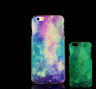 Sky Pattern Glow in the Dark Case for iPhone 6 Cover