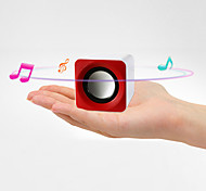 Mini Cube Digital Desktop/Tablet/Phone Speaker(Assorted Colors)