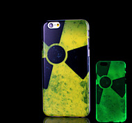 Radiation Pattern Glow in the Dark Case for iPhone 6 Cover