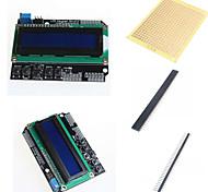 1602 ЖК-экран и аксессуары для Arduino клавиатуры
