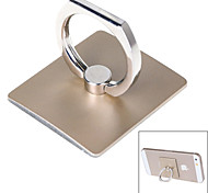 Metal Ring Style Alloy Desktop Mobile Phone Stand Holder for iPhone / Samsung and others (Assorted Colors)