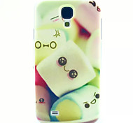 For Samsung Galaxy Case Pattern Case Back Cover Case Cartoon TPU Samsung S4 Mini