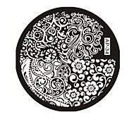 Nail Art Stamp Stamping Image Template Plate AP Series NO.34