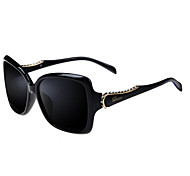 Sunglasses Women's Classic / Retro/Vintage / Polarized Oversized Sunglasses