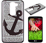 Anchors Pattern PC Phone Case for LG G2 mini