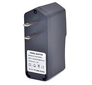 CHD-SU0520 Universal 5V 2A USB AC Power Charger Adapter - Black (100~240V / US Plug)