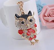 Set Auger Owl key Chain