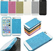 TPU Soft Bling Glitter Back Cover Case for iPhone 4/4S(Assorted Colors)