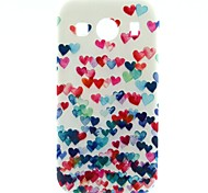 Love Dancing Pattern TPU Soft Case for Samsung Galaxy Ace Style LTE G357/ACE 4 G357FZ