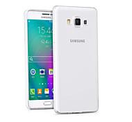 transparente couverture affaire pour Samsung Galaxy a5