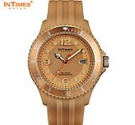 InTimes IT-090 Brand Dive watch 100M Waterproof Japan Quartz Movt Watch 48mm XL Big Size