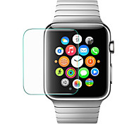 High Transparent Screen Protector with Cleaning Cloth for IWATCH 42mm