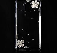 sbocciare con trapano di caso per Samsung Galaxy Note 4