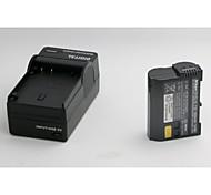 plusieurs usb de fonction dans mh-25 mh25 pour Nikon EN-EL15 EL15 d600 d800 v1 D800E Chargeur d7000 de la batterie de la caméra