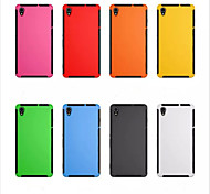 Two-In-One Ultra Thin Full Body Cases Back Cover for Sony Xperia Z3(Assorted Colors)