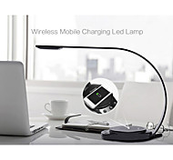 Accoona  /Comtemporary Metal/Wireless Mobile Charging Led Table Lamp/The QI Standard   (Does not Contain the Receiver)