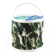 Folding Convenient Bucket Bucket Fishing Bucket Car