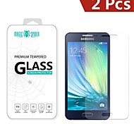Magic Spider®0.2mm 2.5D Private Brand Damage Protection Tempered Glass Screen Protector for Samsung Galaxy A7(2PCS)
