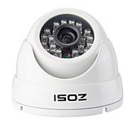 ZOSI® 800TVL IR Cut Waterproof Outdoor Day Night CCTV Seurity Dome Camera