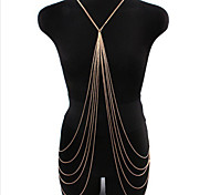 Fashion Sexy Bikini Tassel Body Chain Body Jewelry