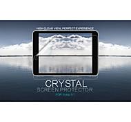 claro de la pantalla anti-huella digital de cristal nillkin película protectora para Nokia n1