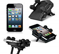 kinston® universal de 40mm ancho ajustable a 115 mm soporte para coche montaje para el iphone / ipod / ipad / Samsung / HTC / sony /