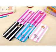 Victoria's Secret Style Soft Silicone Shell Mobile Phone Sets For Samsung Galaxy S6(Assorted Colors)