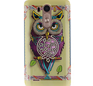 Personality Owls TPU Soft Case for LG G3