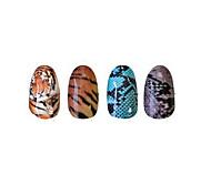 - Finger - 3D Nails Nagelaufkleber - Andere - 4pcs Stück - 10*8*1 cm