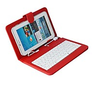 DGZ teclado universal y la caja para las tabletas andriod 10,1 pulgadas