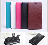 Protective PU Leather Magnetic Vertical Flip Case for Lenovo K3 Note/K50-T(Assorted Colors)