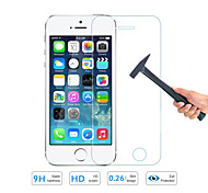 Quality Tempered Glass Film Screen Protector for Apple iPhone 5 5S