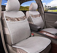 Summer Viscose Fiber 6 PCS Set All Seasons General Universal Fit Car Seat Covers Protection Seat