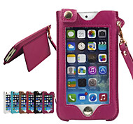 Touch screen Band Wide Bracket Case for iPhone 5/5S (Assorted Colors)