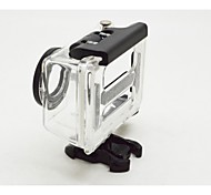 Non-waterproof Protective Housing, Backdoor with Hole, for GoPro Hero 2/1