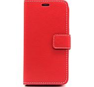 Luxusbrieftasche Ledertasche für Samsung Galaxy Kern prime G360 g3606 g3608 (Farbe sortiert)