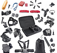Gopro AccessoriesTripod / Gopro Case/Bags / Screw / Battery / Buoy / Suction Cup / Straps / Clip / Hand Grips/Finger Grooves /