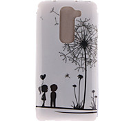 LG G2 mini TPU Back Cover Graphic case cover