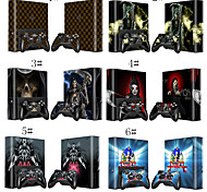 Official Football Club XBox 360 Games E GO Console Skin Sticker