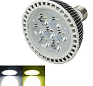 1 Stück Spot Lampen E26/E27 7 W 630-700 LM 2700-3200K/6000-6500K K 7 High Power LED Warmes Weiß/Kühles Weiß AC 85-265 V