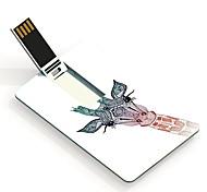 64gb unidade lindo design do girafa cartão flash USB padrão