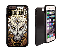 Unique Eagle Design 2 in 1 Hybrid Armor Full-Body Dual Layer Shock-Protector Slim Case for iPhone 6