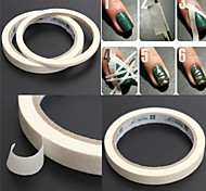 1PCS 17mx5mm Adhesive Tape for Nail Art Painting Design