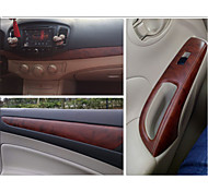 New Car Decoration Sticker 152*100cm  PVC Adhesive Vinyl Film Stickers With Air Free Bubble