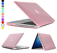 "Hat-Prince Crystal Hard Protective PC Full Body Case for MacBook Pro 13.3"" (Assorted Colors)"
