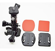 New Adapter of Tripod Set, convert GoPro Mounts for Common Camera with 1/4inch connector using