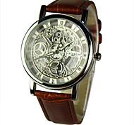 Men's Water Resistant Feature Double hollow quartz watch(Assorted Colors) Wrist Watch Cool Watch Unique Watch