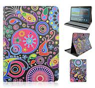 lackiert Halterung pu Tablette Fall für Samsung Tab 10.5 s t800