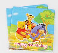 Winnie the Pooh Napkins 20pcs