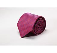 Cravatta Uomo Da ufficio / Casual Poliestere